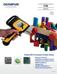 DELTA Portable XRF for Consumer Products Testing - RAISA