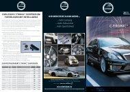 Carlsson C-Tronic - Produkte24.com