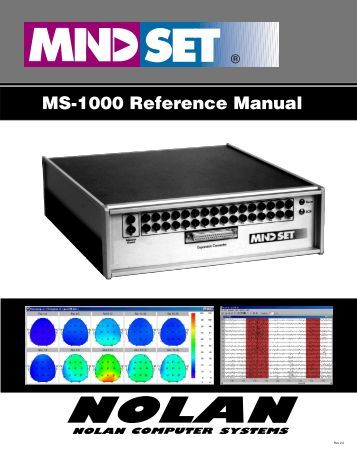 MS-1000 Hardware Manual