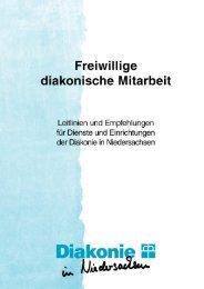 Freiwillige diakonische Mitarbeit - Diakonie im Oldenburger Land