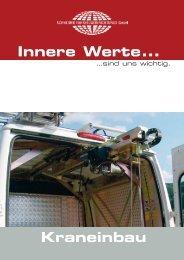 Katalog Kraneinbau - Schneider Fahrzeugeinrichtungs GmbH