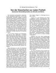 Dr. Michael Schmidt-Salomon - Philosophicum Lech