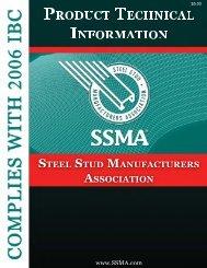 Download PDF - why steel framing?