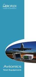aeroflexavionics 2011 online:aeroflexavionics 2006 cd ... - SAS-Origin