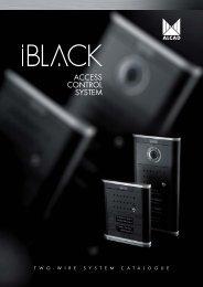 iBLACK CATALOGUE - Alcad
