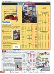 Shelving & Racks - Central Restaurant Products