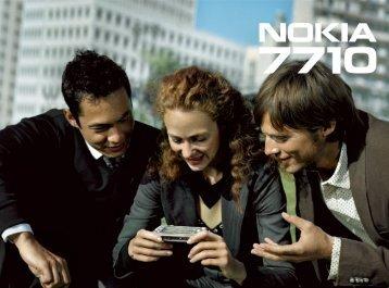 Nokia 7710 Smartphone