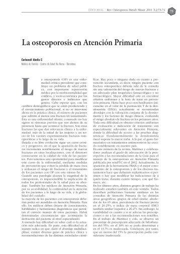 RevOstMM-3-2-2011_MaquetaciÛn 1 - Revista de Osteoporosis y ...