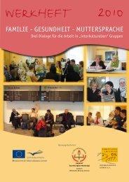 Familie - Gesundheit - muttersprache - CIL Frankfurt   Christliche ...