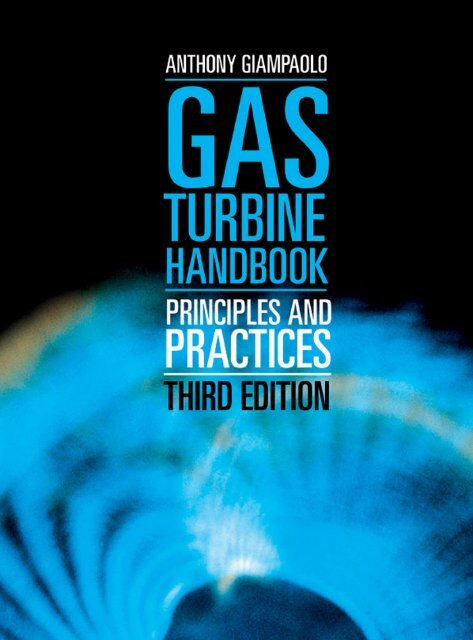 Gas Turbine Handbook : Principles and Practices