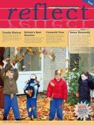 Anna Kennedy - Reflect Magazine