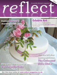 Edable Art - Reflect Magazine
