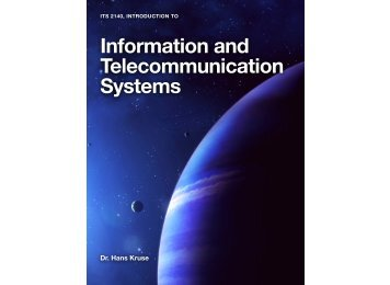 Class Notes (PDF) - McClure School of Information and ...