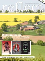Medieval Beers - Reflect Magazine
