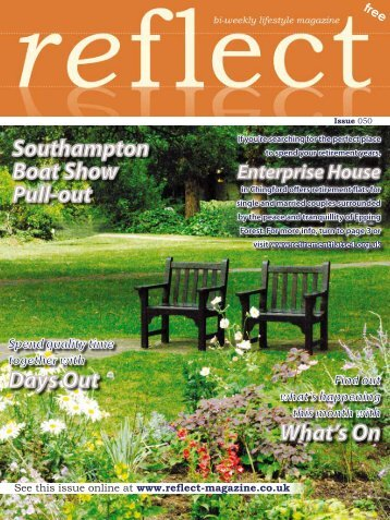 Yorkshire's - Reflect Magazine