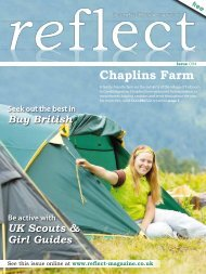 Chaplins Farm - Reflect Magazine