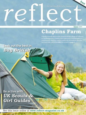 Chaplins Farm - Reflect Magazine