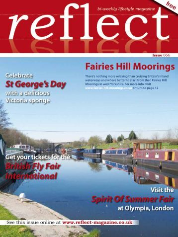 Fairies Hill Moorings - Reflect Magazine