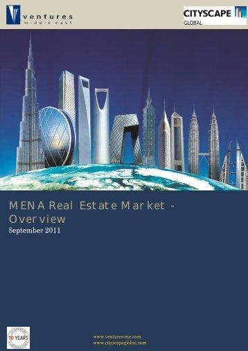 MENA Real Estate Market - IIR Middle East