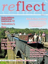 In Living History - Reflect Magazine