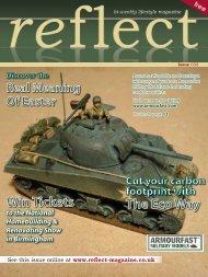 Win Tickets The Eco Way - Reflect Magazine