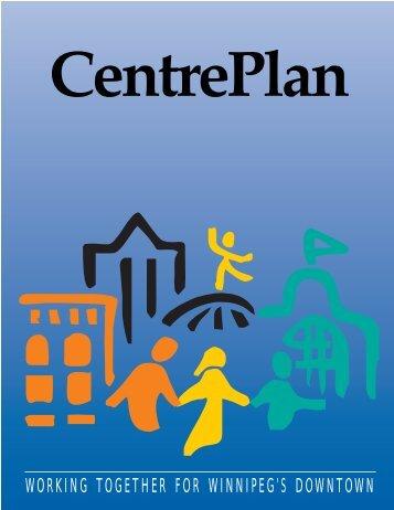 CentrePlan - City of Winnipeg