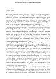 Le site itinérant – Nadim Samman A quoi servent les ... - Higher Atlas