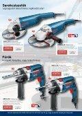 Bosch Elektromos Kéziszerszámok Profi Felhasználásra - Page 2