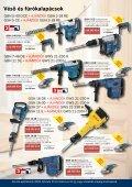 Bosch Elektromos Kéziszerszámok Profi Felhasználásra - Page 4