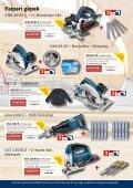 Bosch Elektromos Kéziszerszámok Profi Felhasználásra - Page 6