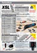 Bosch Elektromos Kéziszerszámok Profi Felhasználásra - Page 7