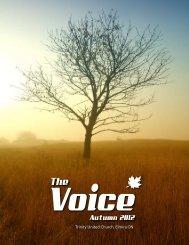 the VOICE (Autumn 2012)