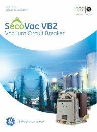 Vacuum Circuit Breaker - GE Industrial Systems