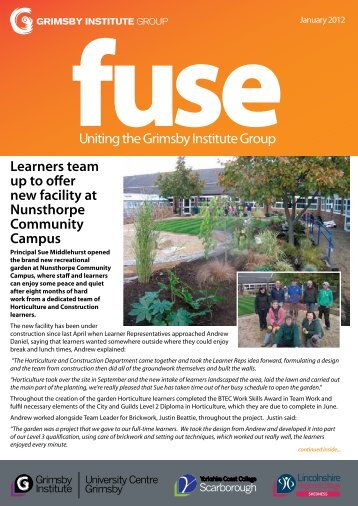Download PDF - Grimsby Institute of Further & Higher Education