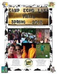 March 2013 - Camp Echo Lake