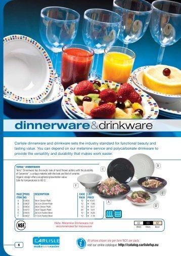 dinnerware&drinkware - CNFKoetsier