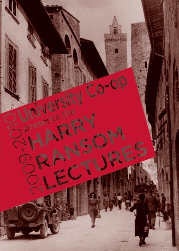 Printable PDF - Harry Ransom Center - The University of Texas at ...
