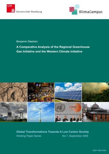 A Comparative Analysis of the Regional Greenhouse Gas Initiative ...