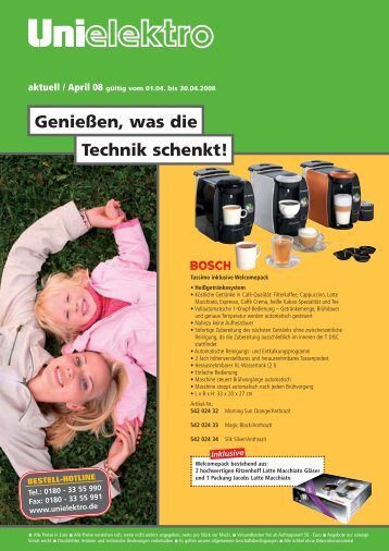 aktuell / April 08 - Glocken und Technik