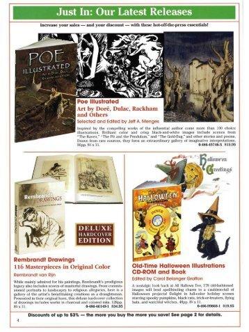 Christmas Little Activity Books - Dover Publications
