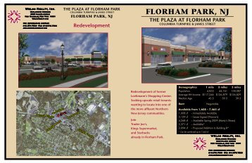 Florham Park, NJ - Welco Realty, Inc
