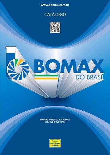 CATÁLOGO - Bomax do Brasil