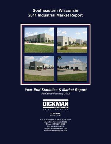Southeastern Wisconsin 2011 Industrial Market Report - CORFAC ...