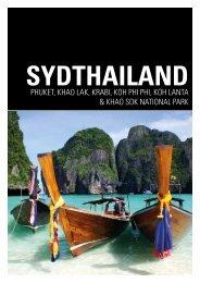 Sydthailand katalog - Jesper Hannibal