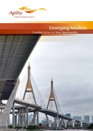Emerging Markets - Agility
