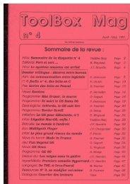 Scan - Apple IIGS France