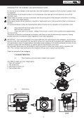 system vrac flat automatic multiport valve (vsaf) - VitaPiscine - Page 5