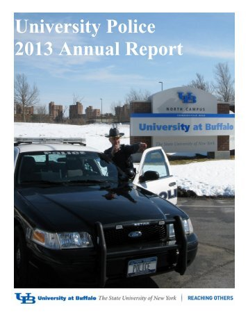 2012 Annual Report (PDF) - Student Affairs - University at Buffalo