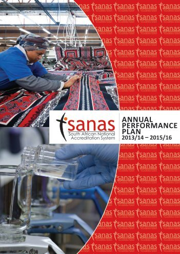 SANAS - Department of Trade and Industry