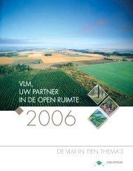 VLM-jaaroverzicht 2006 (PDF - 3,7 MB)